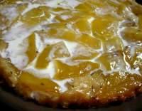 Mangový koláč