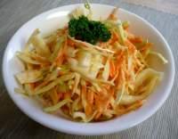 Anglický zelný salát