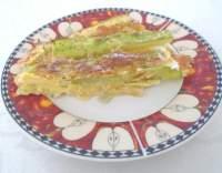 Cuketa zapečená s vejci
