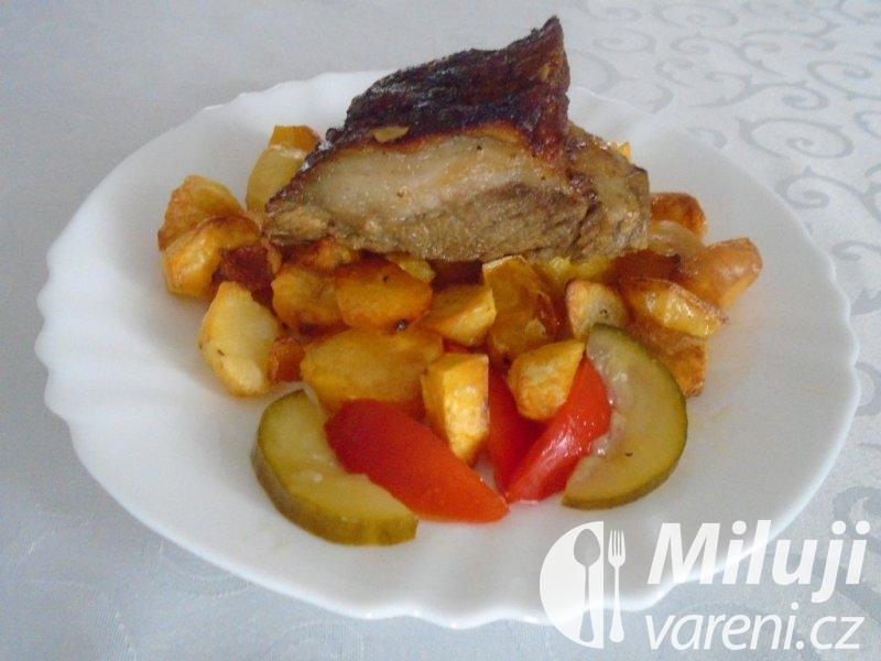 Francouzské brambory Anna