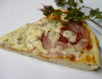 Těsto na pizzu se sušeným droždím