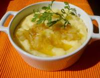 Jemná bramborová kaše
