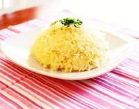 Obyčejná vařená rýže