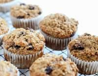 Celozrné muffiny