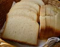 Dietní toustový chléb z domácí pekárny