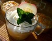 Jablkový pohár