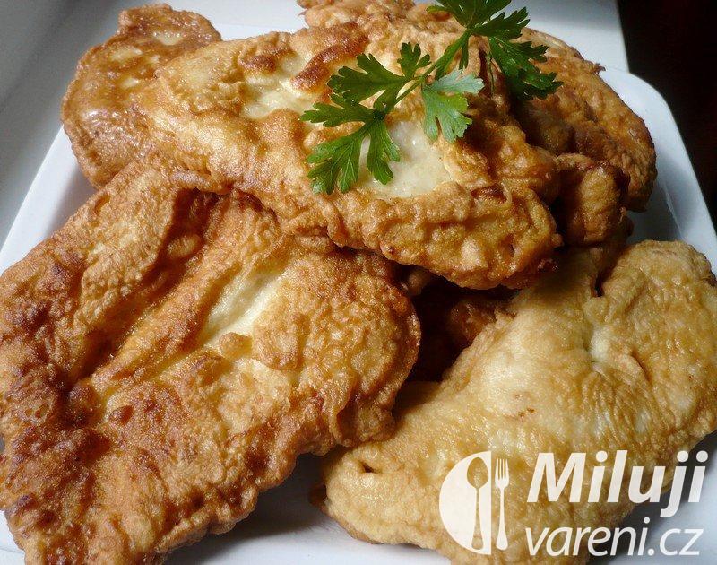 Kuřecí prsíčka smažená v těstíčku (minutka)
