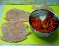Kuřecí maso se zeleninou v jogurtu