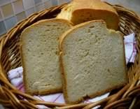 Mléčný chléb - malý bochník