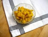 Čerstvé mangové čatní