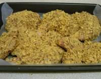 Střapatá kuřecí stehýnka
