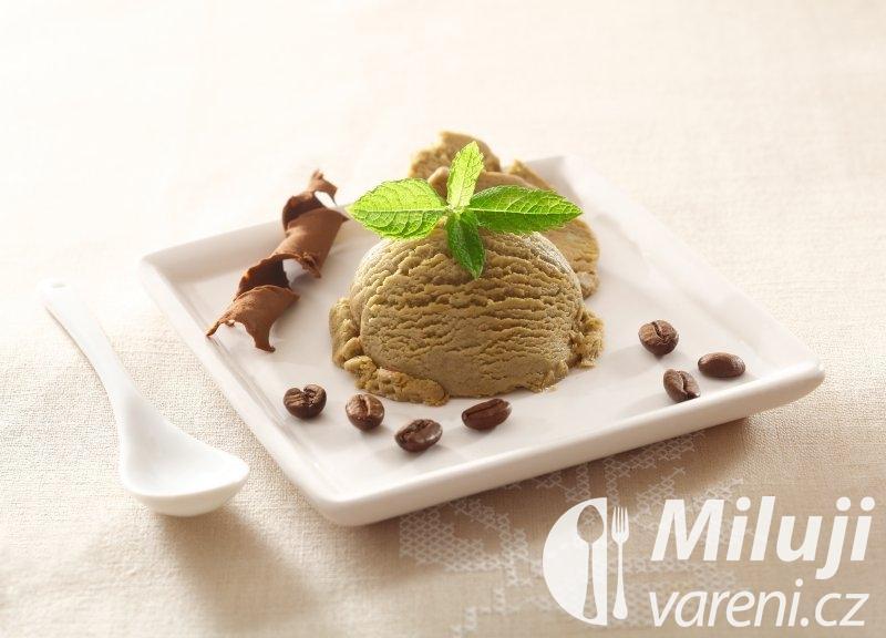 Kávové gelato