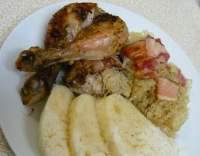 Kuře jako kachna