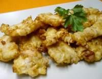 Kuřecí kousky v česnekovém těstíčku