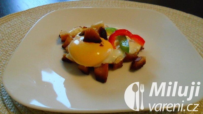 Sázená vejce po pekařsku