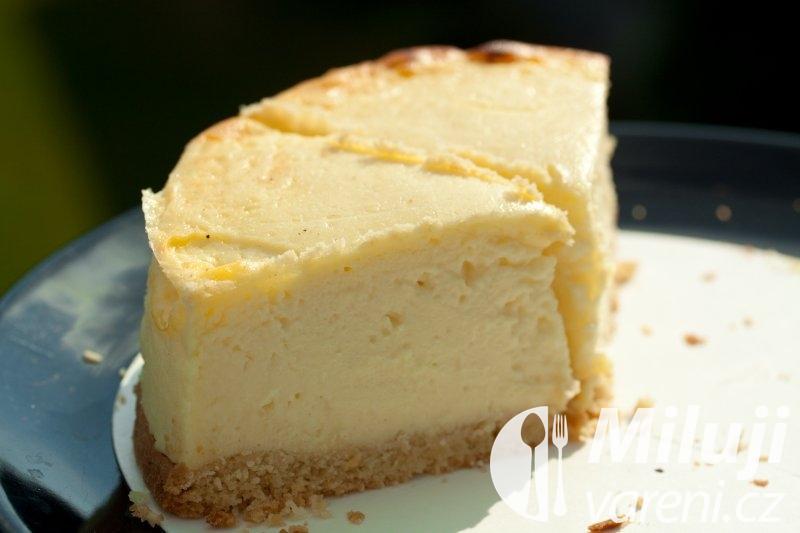 Koláč z nezrajícího sýru