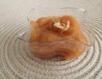 Syrová jablečná kaše