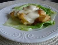 Pečené brambory se sýrem