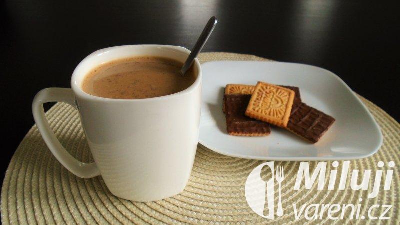 Indická čokoládová káva