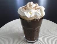 Káva ledová s medem