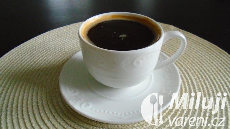Mexická kořeněná káva