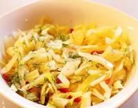 Slovenský zelný salát