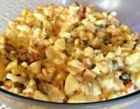 Slezský bramborový salát