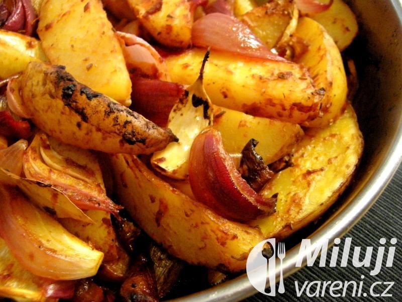 Cajunské brambory