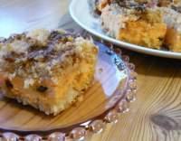 Křehký koláč s tvarohem