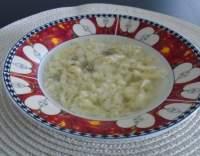 Rychlé vaječné polévkové kapání