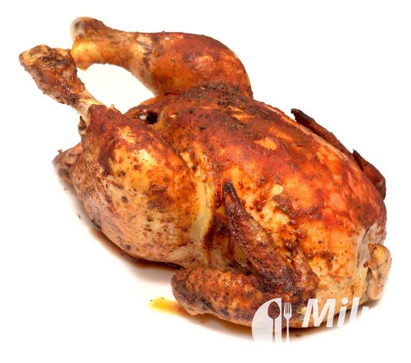 Zapékané kuře