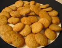 Placičky z arašídového másla
