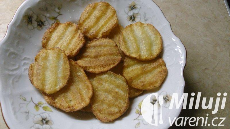 Vafle z brambor