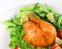 Kuřecí na citronu a česneku