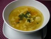 Velmi rychlá polévka