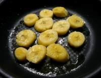 Banány se skořicí a rumem