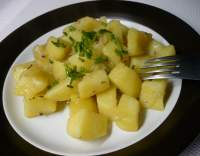 Dušené kořeněné brambory