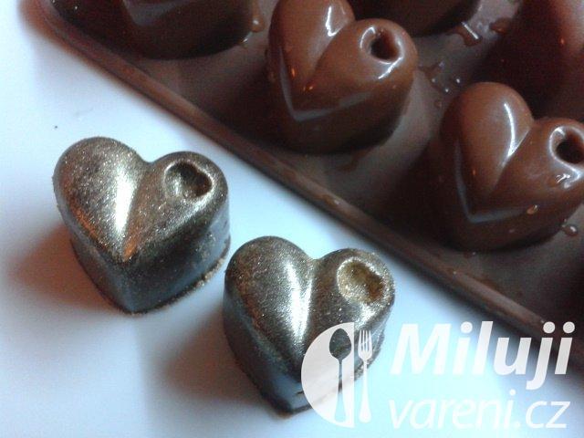 Čokoláda z formiček