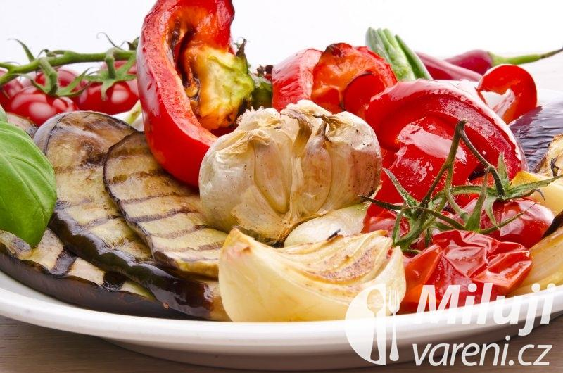 Zelenina na grilu