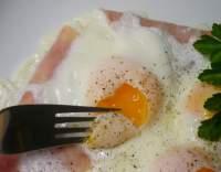 Šunka s vejci neboli hemenex