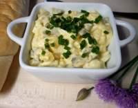 Vajíčkový jarní salát
