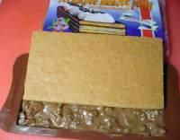 Tabulková čokoláda s perníkovým medovým plátem