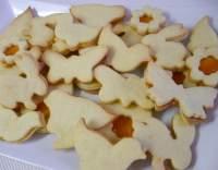Linecké koláčky s meruňkovou marmeládou