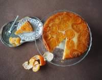 Klementinkový cheesecake s ricottou