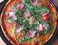 Pizza s rukolou