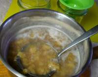 Banánová marmeláda s rumem podle Ládi Hrušky