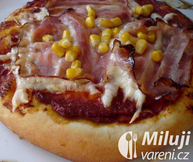 Pizza (základní polotovar)