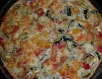 Zeleninové tarte