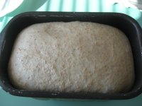 Vdolky z pšeničného těsta z domácí pekárny