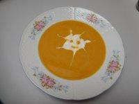 Dýňová polévka krémová